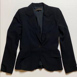 Zara Woman black sport coat blazer size 6